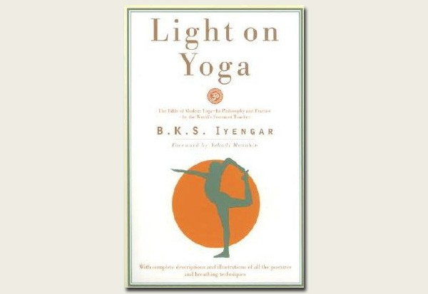 Light on Yoga B K S Iyengar Namaste: 5 Cool Items For Yogis That Give Back