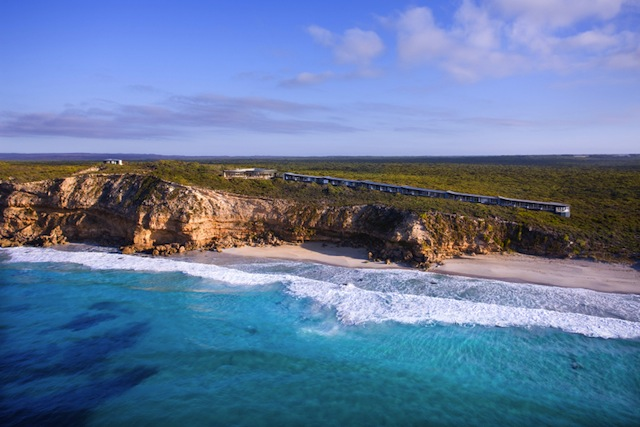 SOLAerialView The Boutique Collection: A Sumptuous, Sustainable Escape at The Southern Ocean Lodge