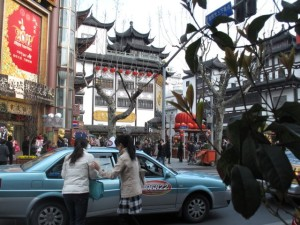 Taxi Shanghai 300x225 Get Cultured: Shanghai   A Local Guide to the Paris of the East