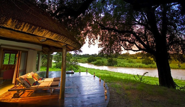 exeter feature The Boutique Collection: Luxury in the Bush at Exeter River Lodge