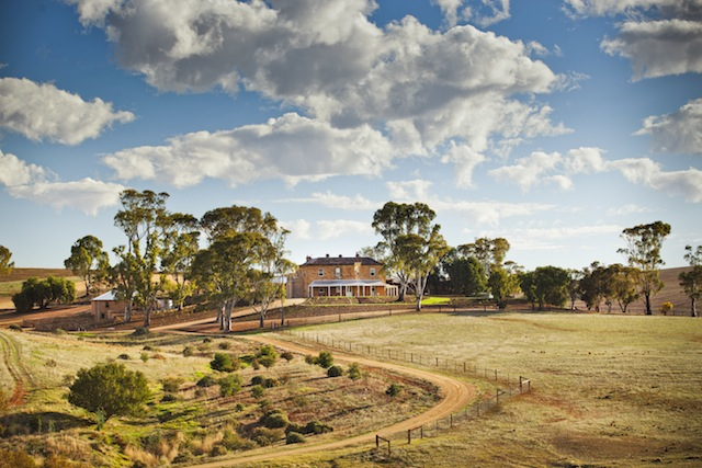 kingsford homestead estate
