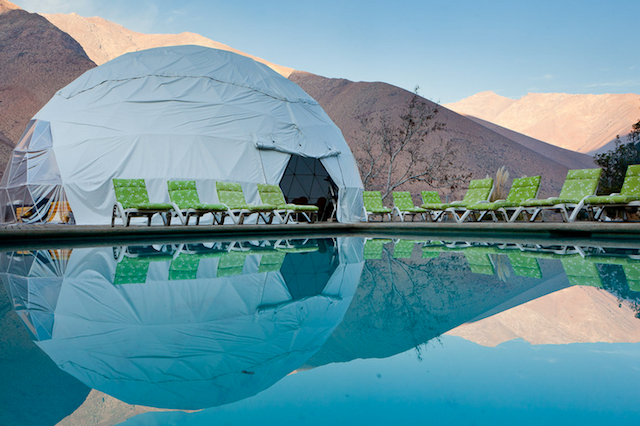 Elqui Domos Hotel At This Hotel in Chile, Your Observatory Room is a Gateway to a Star Flooded Sky