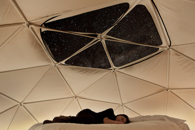 elqui domos  At This Hotel in Chile, Your Observatory Room is a Gateway to a Star Flooded Sky