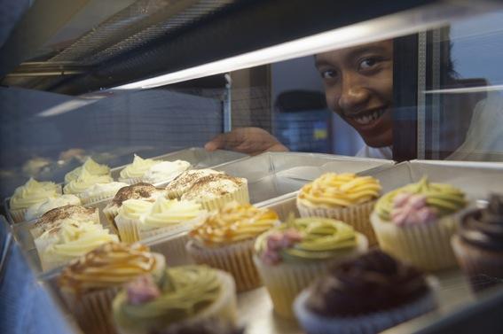 localista cafe cupcakes