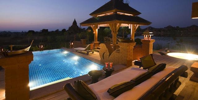 Aureum Palace Bagan 7 Luxury Hotels in Myanmar that Boast Fascinating Cultural Experiences