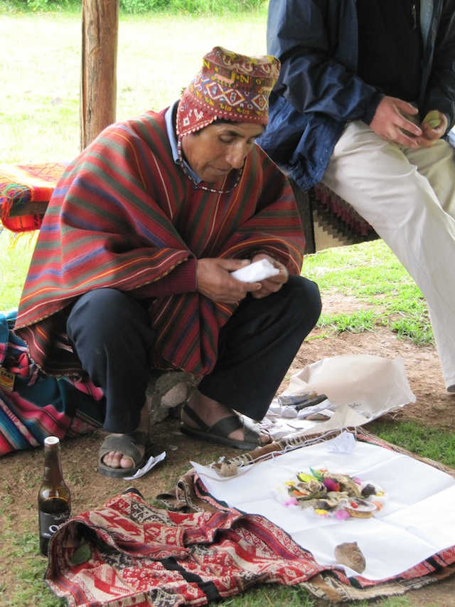 Mother Earth Ceremony