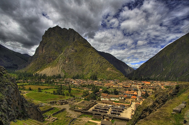 Ollantaytambo ruins Peru: An Armchair Tour Through Lima, Cusco, the Sacred Valley and Machu Picchu