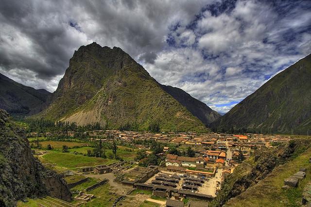 Ollantaytambo ruins Peru: An Armchair Tour Through Lima, Cusco, the Sacred Valley and Machu Picchu