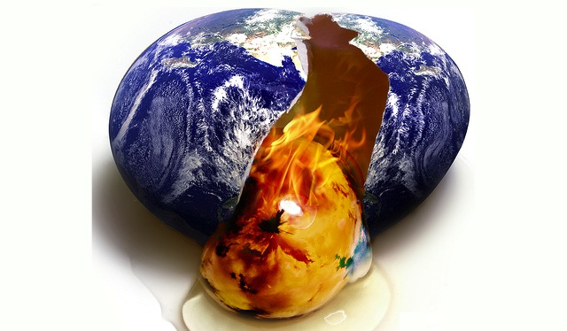earth egg Decades of Drastic Change on Earth in Pictures