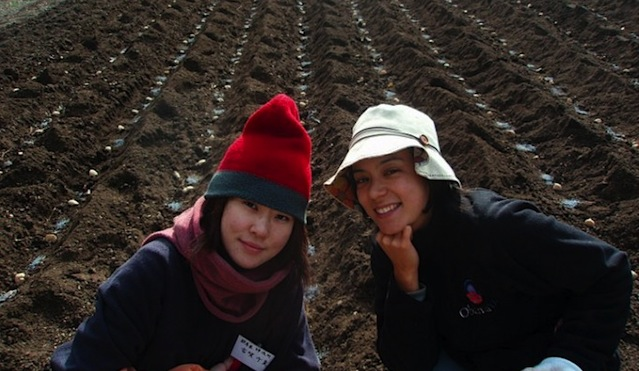 Girls farm japan  Why Japan is Cultivating a Generation of Female Farmers