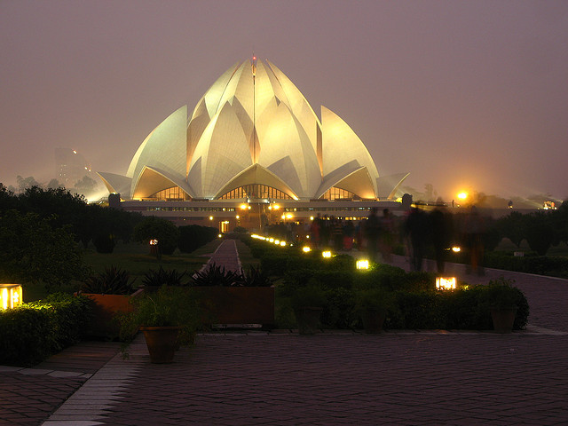 Lotus Temple Delhi: An Intricate Guide to the Citys Past and Present