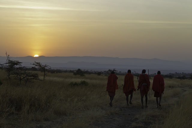 Masai Dawn Photo by Caroline Culbert 9 Ways to Ensure You are Supporting a Socially Responsible Safari Lodge