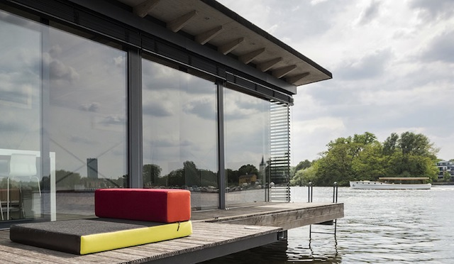 The Modern Houseboat Berlin
