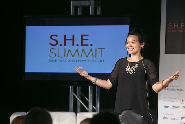 SHE Summit Chan The SHE Summit Offers Women Advice on How to Rule the World While Having Fun