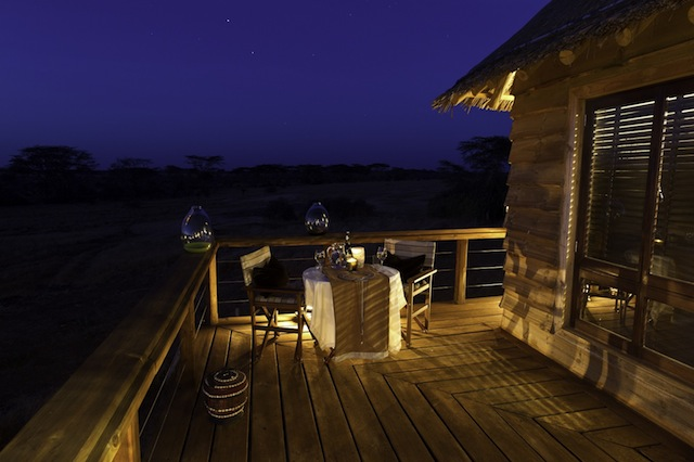Secluded dinner for two Photo by Caroline Culbert 9 Ways to Ensure You are Supporting a Socially Responsible Safari Lodge