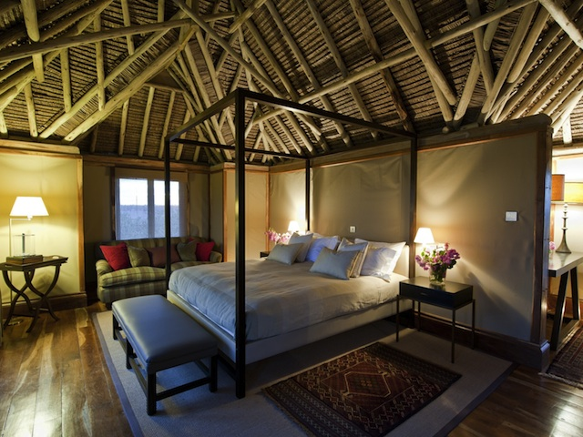 Villa Bedroom Photo by Mike Myers 9 Ways to Ensure You are Supporting a Socially Responsible Safari Lodge