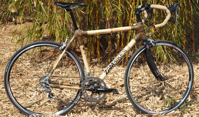 Zambikes Bamboo Bikes
