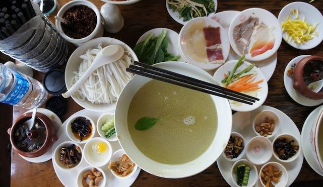 china food waste