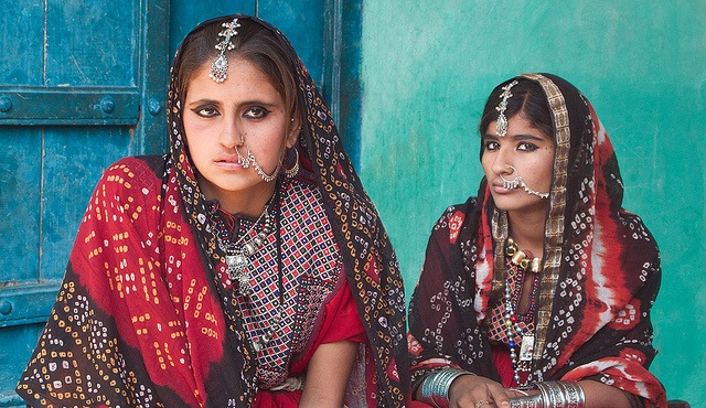 indian bride In Bangladesh, a Tradition that Allows Mother and Daughter to Share a Husband
