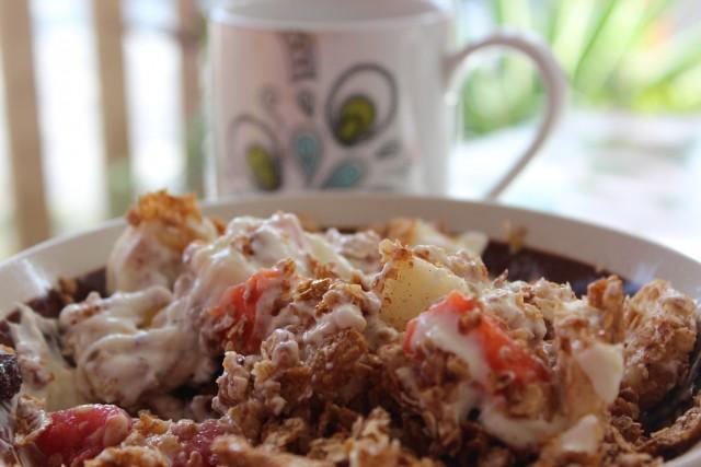Amor y Cafe Granola