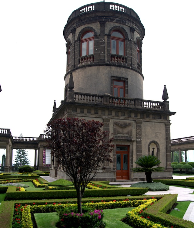 castle mexico city