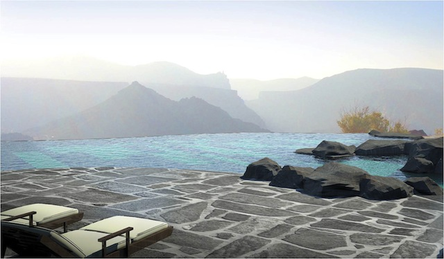 alilajabalakhdar outdoor jacuzzi An Unparalleled Stay Amidst Omans Al Hajar Mountains