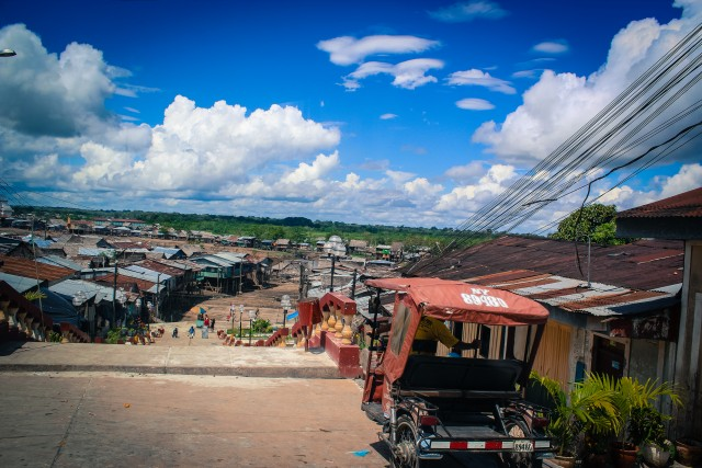 shanty town iquitos e1377096213733 A Rare Journey Along the Amazon River