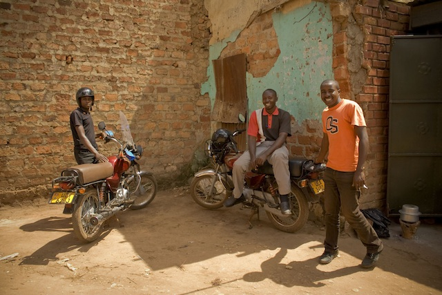 Uganda: Boda Boda Transport Useful But Dangerous